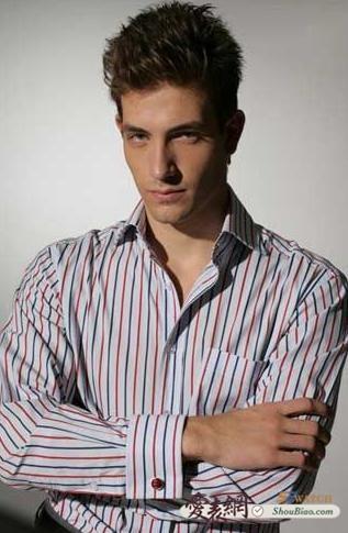 男士衬衫领带 搭配有术