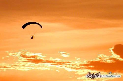 低空飞行――五大顶级休闲运动之一