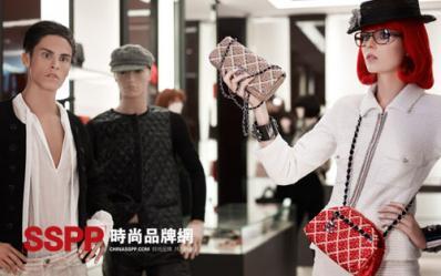 奢华高贵 Chanel 香奈儿 2011春夏最新广告大片预览