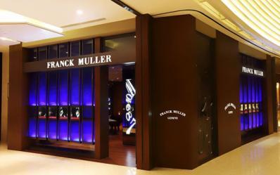 Franck Muller扩张亚洲版图 上海与新加坡旗舰店双双开幕