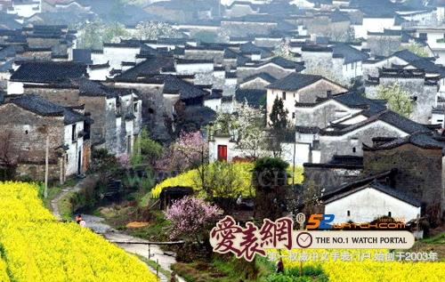 抹去浮华的喧嚣 中国五大被遗忘的乡村