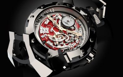 迪威特DeWitt概念腕表X-Watch