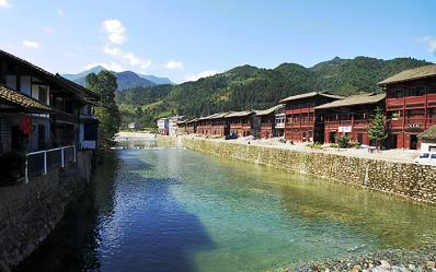 浓郁古风——青木川