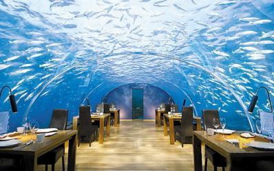 极致景观餐厅 品味人生享乐主义