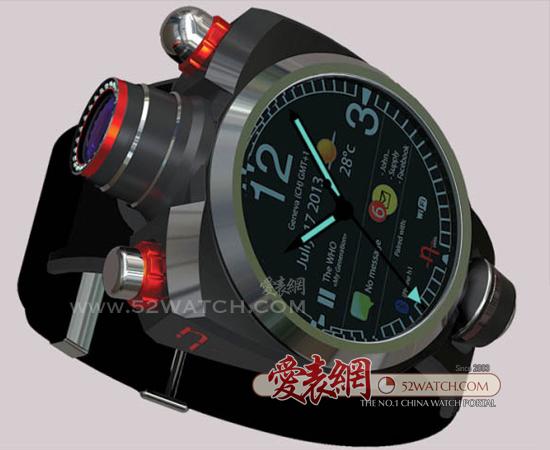 Hyetis Crossbow智能手表