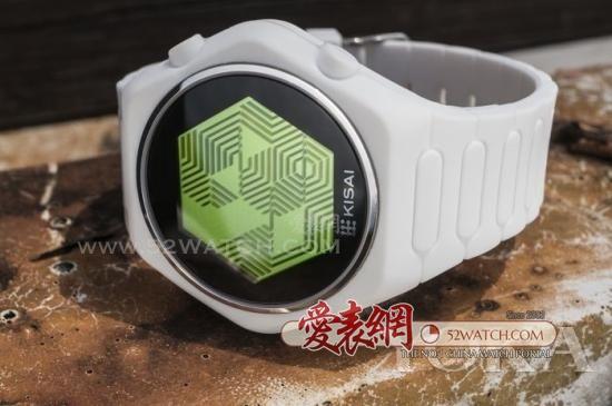 奇葩腕表Kisai Quasar智能手表
