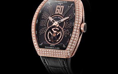 法穆兰推出Sincere 60周年限量腕表