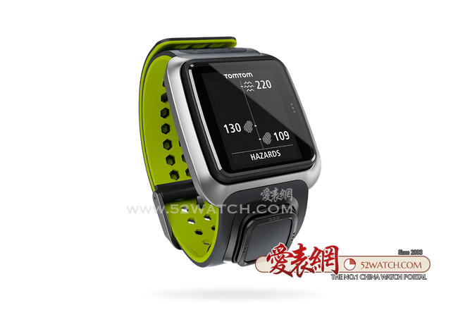 Tomtom推出其智能GPS手表