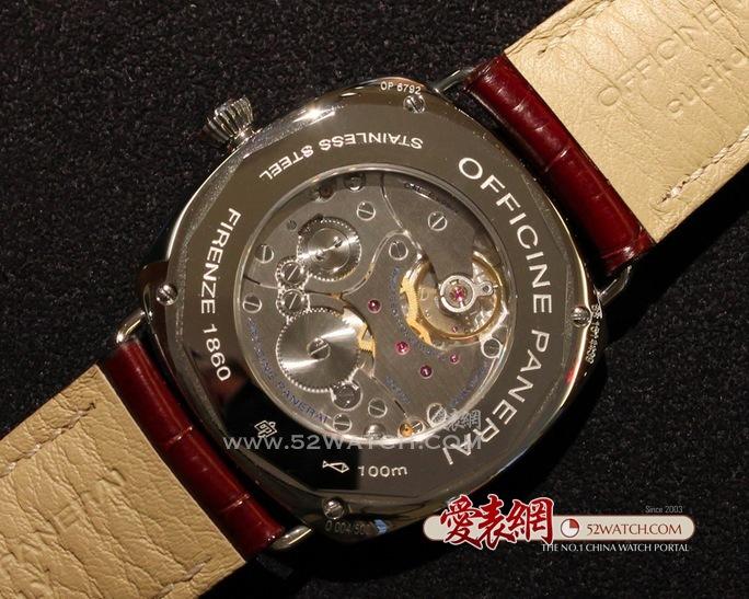 沛纳海PAM337手表上手指南  (点击图片翻页)