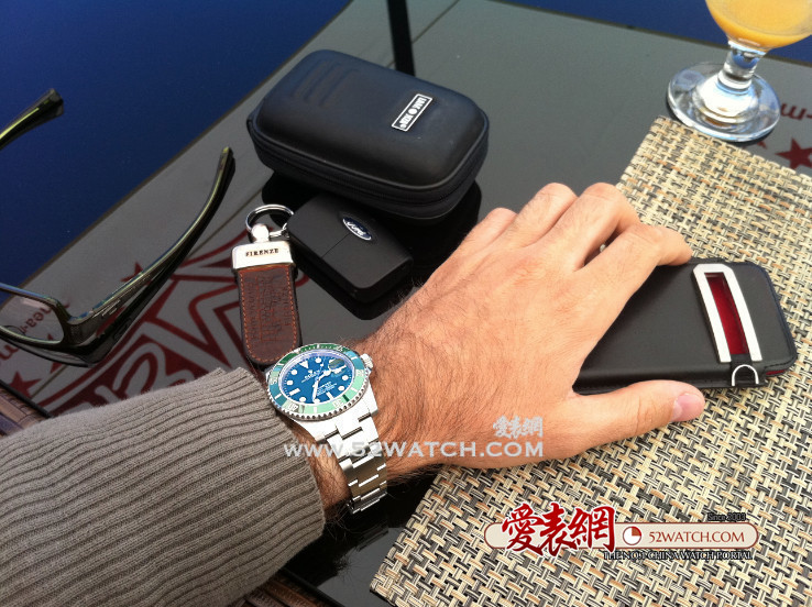 细谈购买手表最佳时间
