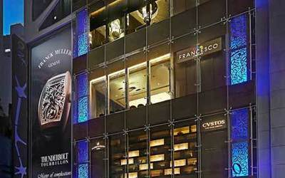 法穆兰全球首间四层旗舰店香港盛大开幕