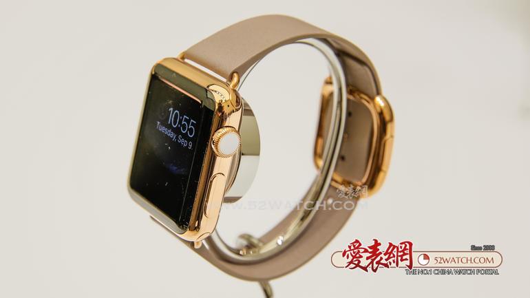 Apple Watch18K金版或售3万