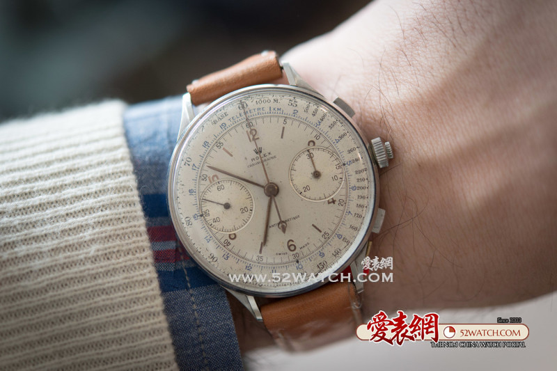 震撼试戴全球最昂贵的劳力士双秒追针4113手表  (点击图片翻页)