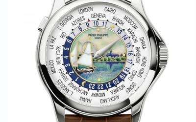 百达翡丽推出全新传统手工艺装饰腕表