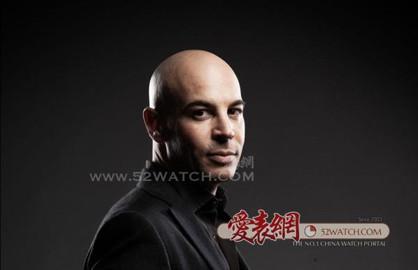 专访意大利著名设计师 Christian Grande