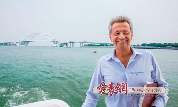 专访阿兹慕-贝尼蒂全球CEO Ferruccio Luppi