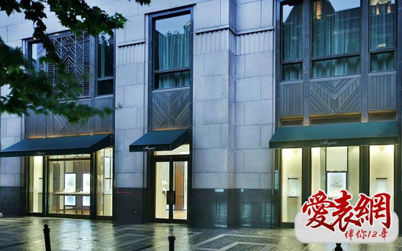 宝玑上海半岛酒店精品店盛装开幕