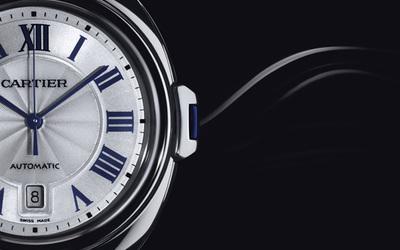 卡地亚全新Clé de Cartier系列腕表