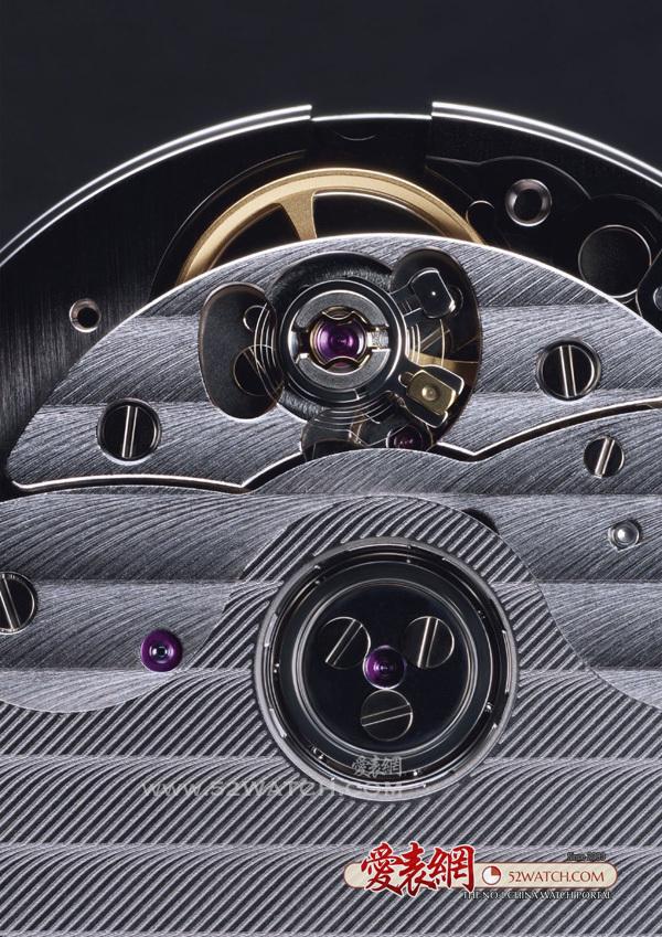 卡地亞全新Clé de Cartier系列腕表