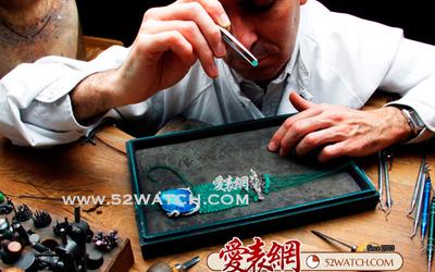 揭开卡地亚高级珠宝工艺的奥秘珠宝