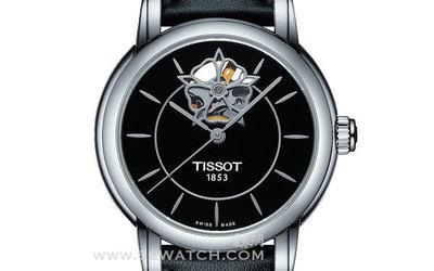 TISSOT Lady Heart 80小时自动腕表