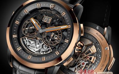 Christophe Claret為高級鐘表的鐘樂報時歷史揭開新一章:Allegro腕表