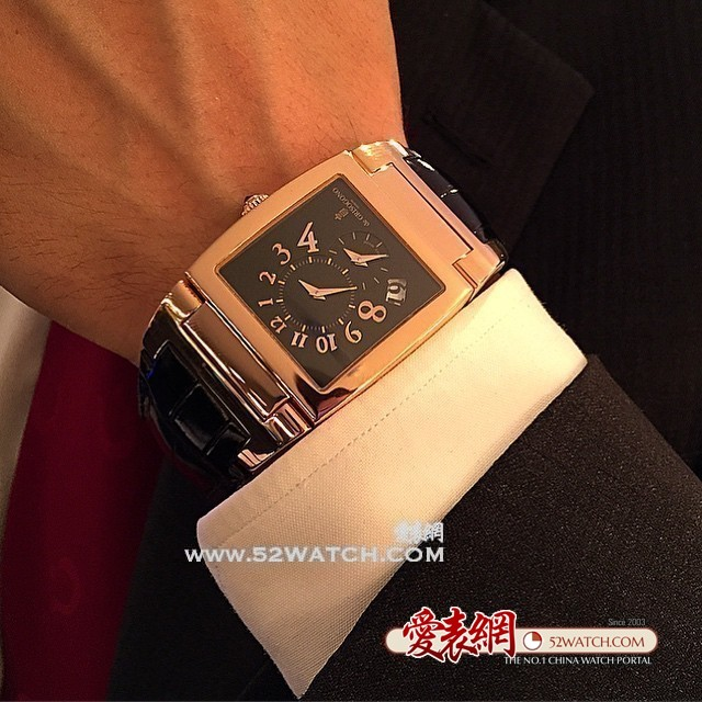 de GRISOGONO珠宝腕表在巴塞尔BASELWORLD 2015大放异彩  (点击图片翻页)
