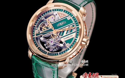 DeWitt推出两款TWENTY-8-EIGHT TOURBILLON PRESTIGE陀飞轮腕表