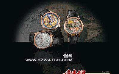 GP芝柏奇迹宝盒系列腕表 重演奇迹百宝箱的传统风华