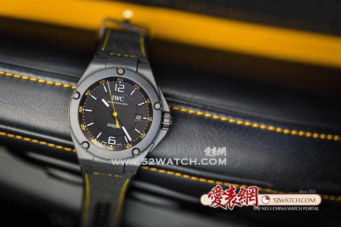 万国强势打造全新工程师 AMG GT 限定款自动腕表  (点击图片翻页)