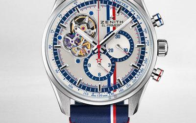 真力时推出El Primero 环法汽车拉力赛特别版腕表