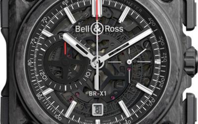 柏莱士 BR-X1高端现代运动腕表