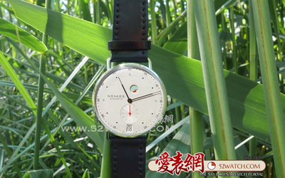NOMOS Metro腕表取得Green Product Award 绿色产物奖殊荣