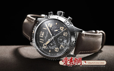 寶璣2015 Only Watch:Breguet Type XXI 3813計時碼表
