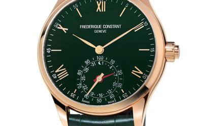 康斯登 推出第一枚传统瑞士制智能腕表