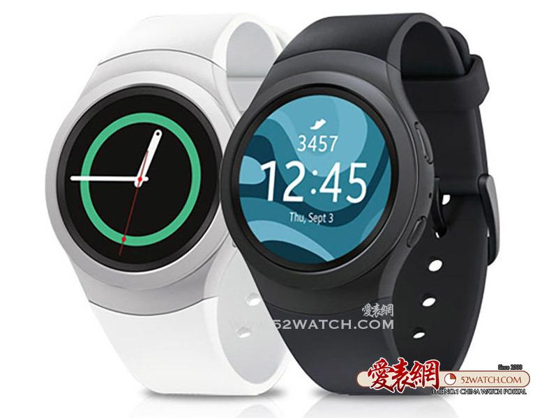 是否圆面才是王道,还看三星智能手表 Samsung Gear S2