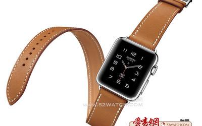 苹果联手爱马仕推出全新款式Apple Watch