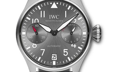 万国 新款大型飞行员Patrouille Suisse限量腕表