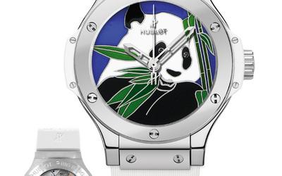宇舶荣耀开启Big Bang 10周年历程展与Heart Panda大熊猫公共艺术展