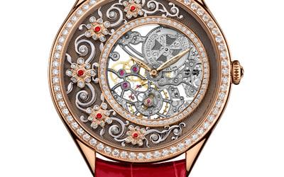 江诗丹顿 艺术大师系列传奇装饰腕表