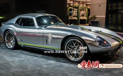 全球最酷的5款電動車的圖片