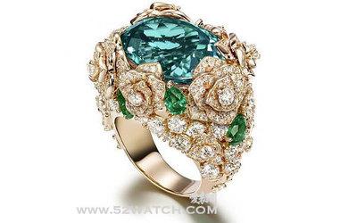 滿園芬芳 伯爵Grace Rose Garden珠寶