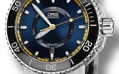 Oris 第二代大堡礁限量版潜水表
