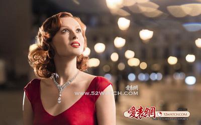卡地亚发布全新微电影《Diamonds》