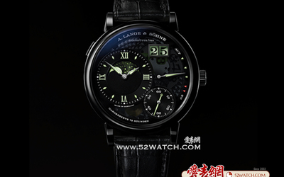 "[2016 SIHH]朗格 Grand Lange 1 Moon Phase ""Lumen""迷人光影腕表"