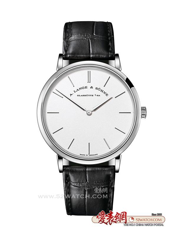 [2016 SIHH] 朗格 Saxonia Thin 超薄腕表