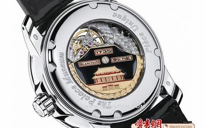 中国年戴中国味腕表:Blancpain宝珀中国元素腕表推荐