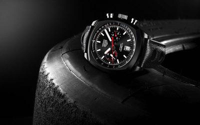 泰格豪雅Heuer Monza 計時碼表40周年特別款