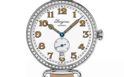 浪琴表推出Heritage 1918 复古腕表