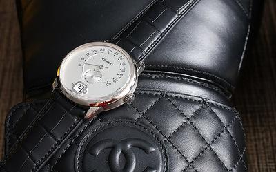 香奈儿Monsieur de Chanel 男装腕表